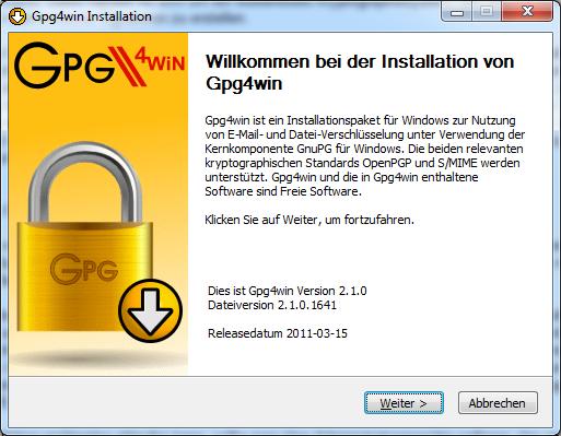 1_Willkommen_bei_der_Installation_Gpg4win.png