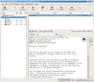 Claws Mail 3.10.0