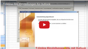 Youtube in Outlook