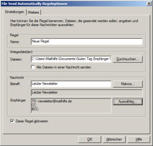 file-send-automatically-regel-festlegen