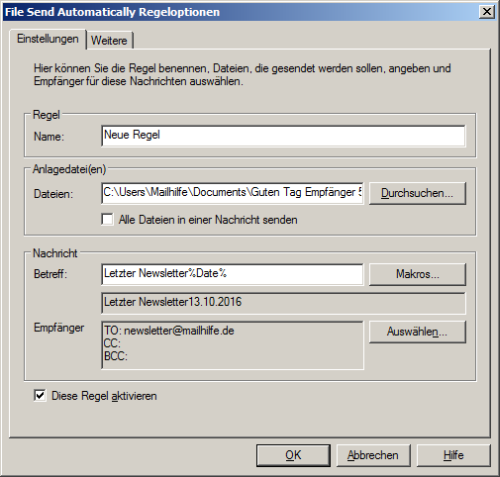 file-send-automatically-eintstellunge-fertig