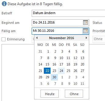 Was ist das Fälligkeitsdatum?