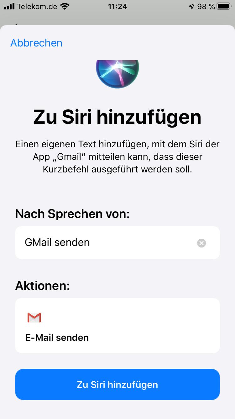 Abkürzungen Email