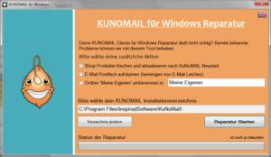 Windows Reparatur